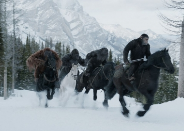 War for the Plaent of the Apes finished in first place last weekend with $56.26 million. (Photo: 20th Century Fox)