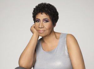 Aretha Franklin performs at Wolf Trap on Saturday night. (Photo: Wolf Trap)