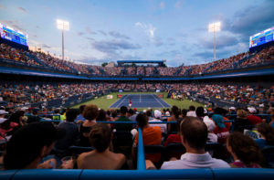 The Citi Open tennis tournament kicks off Saturday and runs through Aug. 6. (Photo: Citi Open)