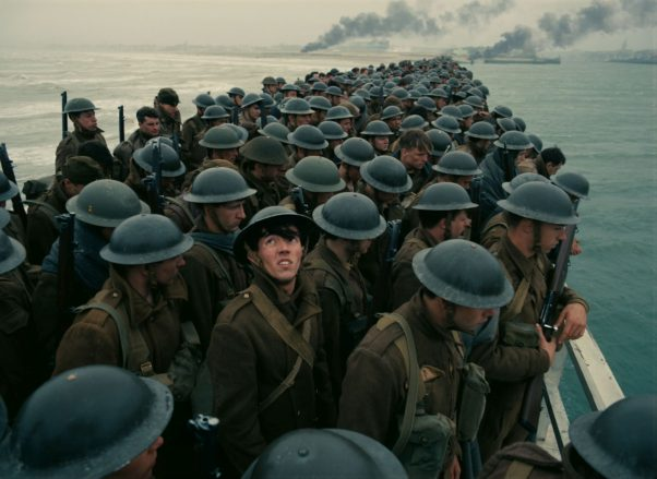 """Dunkirk"" held onto first place at the box office last weekend with $26.61 million. (Photo: Warner Bros. Pictures)"