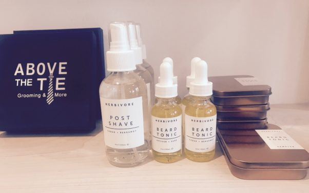 You can even find independent skincare products for men at Take Care. (Photo: Emma Blancovich/DC on Heels)