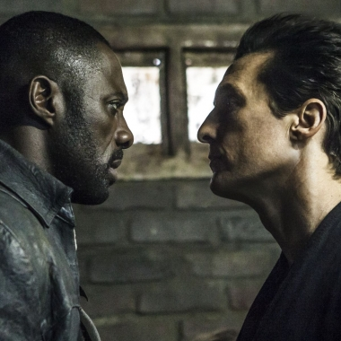The Dark Tower eked out a narrow win at the box office last weekend with $19.15 million, beating out Dunkirk. (Photo: Sony Pictures)