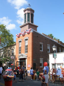 Visit the historic Friendship Firehouse for its annual festival on Saturday. (Photo: City of Alexandria)