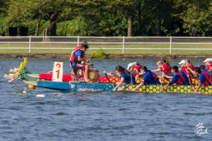 The Capital Dragon Boat Regatta is this Saturday on the Southwest Waterfront. (Photo: John Soule)