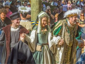 They Maryland Renaissance Festival opens Saturday near Annapolis. (Photo: Josh Dufour)