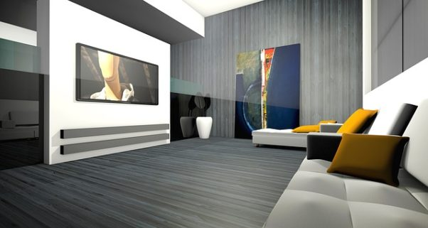 moderning living room (Photo: PIRO4D/Pixabay)