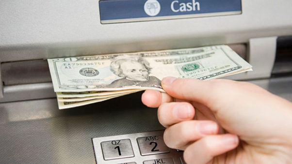 Bacteria, viruses, food residue and even drugs are found on ATM keypads and cash. (Photo: Getty Images)
