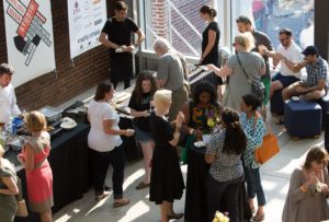Explore Stuido Theatre, sample area restaurnts and see a preview of <em>Wig Out!</em> at Saturday's Taste of Studio. (Photo: Igor Dmitry)