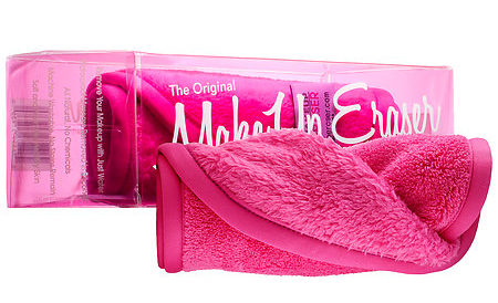 The Original Makeup Eraser only needs warm water to remove makeup. (Photo: Magic Eraser)