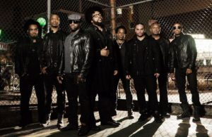 <em>The Tonight Show</em>'s house band, The Roots, comes to the MGM Grand theater on Sunday night. (Photo:: The Roots)