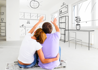 Moving in together doesn't have to be that bad. (Photo: Dreamstime)