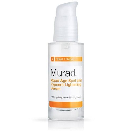 Murad Rapid Age Spot and Pigment Lightening Serum is best for those pesky freckles that won't fade on their own. (Photo: Murad)