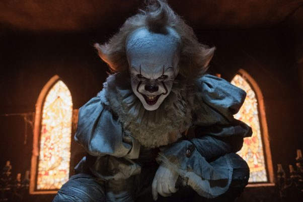 Warner Bros. Pictures' horror <em>It</em> took first place again last weekend with $60.10 million. (Photo: Warner Bros. Pictures)