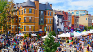 The Adams Morgan Festival -- the longest running neighborhood festival in D.C. -- returns for its 40th year on Sunday. (Photo: Adams Morgan Day)