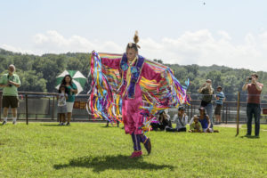 The Virginia Indian Festival features eight tribes native to the Commonwealth. (Photo: Fairfax County)