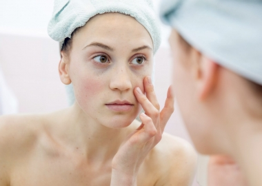 Evening your skin tone helps your skin look younger and healthier. (Photo: Getty Images)