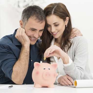 Saving isn't easy, but its possible with a partner that motivates you. (Photo: iStock)