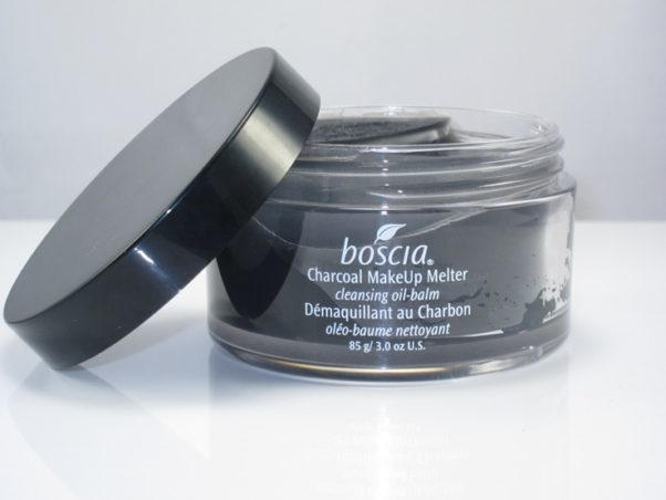 Boscia's Charcoal Makeup Melter uses two types of charcoal to remove makeup. (Photo: Isabella Muse)
