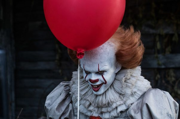 It led the box office and became the highest opening horror film history in history last weekend with a $123.40 million debut. (Photo: Warner Bros. Pictures)