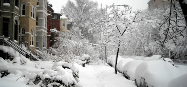 Although blizzards like 2010's Snowmageddon aren't common in the DMV, it is still good to be prepared. (Photo: AgnosticPreachersKid/Wikimedia)
