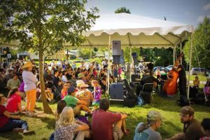 The Takoma Park Folk Festival returns on Sunday after taking last year off. (Photo: Takoma Park Folk Festival)