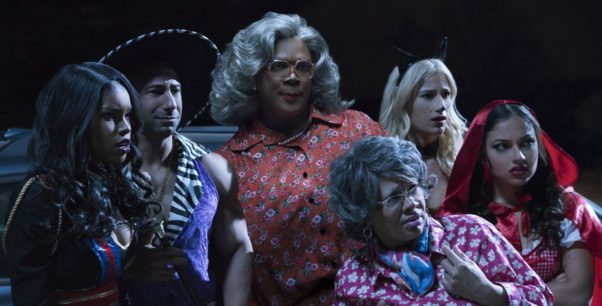 """Boo! 2: A Madea Halloween"" debuted in first place at the box office over the weekend with $21.23 million. (Photo: Chip Bergman/Lionsgate Entertainment)"