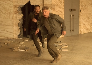 Blade Runner 2049 was the top earning movie last weekend with $32.75 million. (Photo: Warner Bros. Pictures)