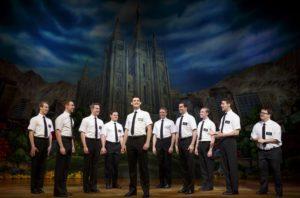 <em>The Book of Mormon</em> returns to the Kennedy Center through Nov. 19. (Photo: Joan Marcus)