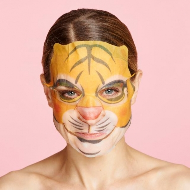 Faccial sheet masks are less messy than cream face masks and there is no cleanup necessary. (Photo: Stewart Williams)