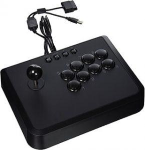 Mayflash PS2 PS3 PC USB Universal Arcade Fighting Stick (Photo: cloodjo.com)
