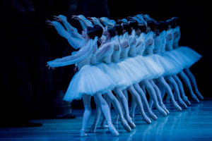 The Mariinsky Ballet performs La Bayadère at th Kennedy Center this weekend. (Photo: Kennedy Center)
