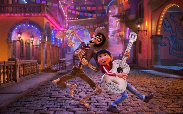Disney•Pixar's <em>Coco</em> finished on top last weekend with $50.80 million. (Photo: Pixar)