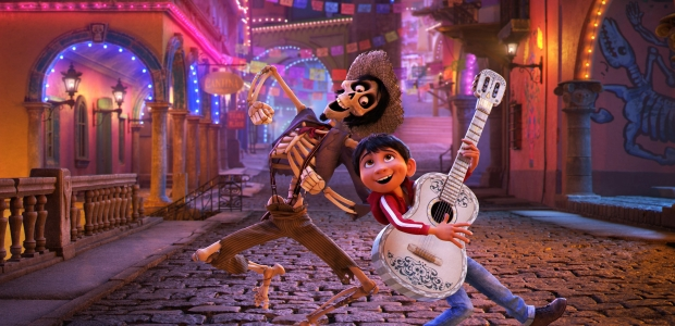 Disney•Pixar's Coco finished on top last weekend with $50.80 million. (Photo: Pixar)