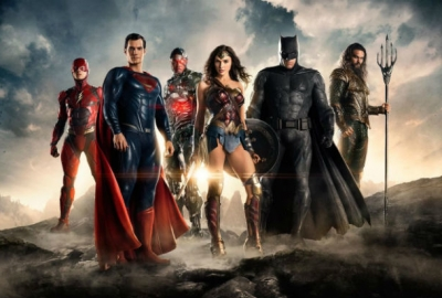 Justice League debuted in first place with $93.94 mllion, under what was expected. (Photo: Warner Bros. PIctures)