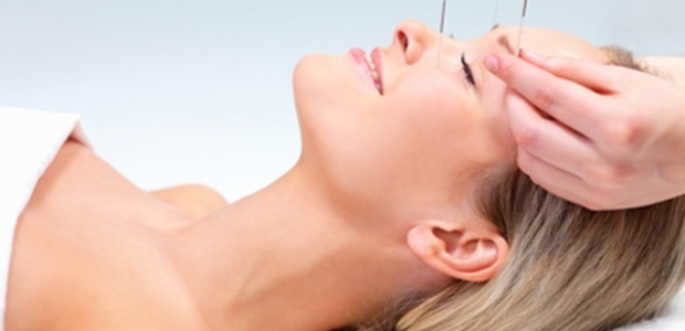 An accupuncture facial helps increase blood flow to keep your face bright. (Photo: Talapias Community Accupuncture)