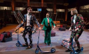 <em>Twelfth Night</em>, considered to be one of Shakespeare's funniest plays, is now at the Sydney Harmon Hall. (Photo: Scott Suchman)