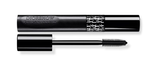 Diorshow Pump'N'Volume Mascara is extra volumizing and comes in a squeeze tube. (Photo: Dior)