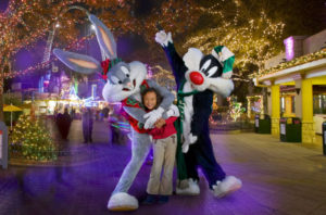 Christmas in the Park opens at Six Flags America on Saturday. (Photo: Six Flags America)