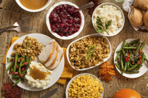 Area restaurants offer traditional turkey dinners plus other choices too. (Photo: Shutterstock)