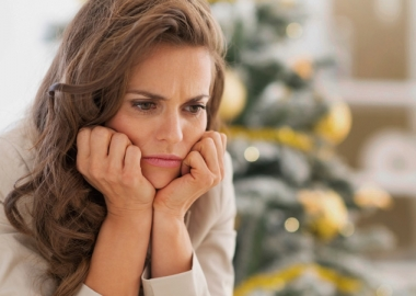 Grief for people who have lost a child may intensify over the holidays. (Photo: Thinkstock)