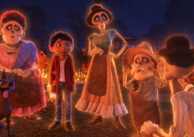 Disney-Pixar's Cocoled for the third consecutive time last weekend with $18.45 million. (Photo: Disney-Pixar)