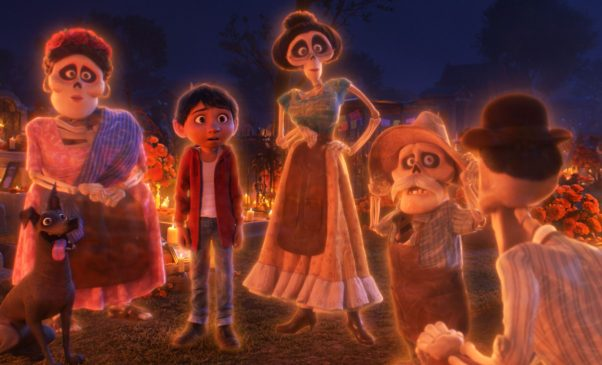 Disney-Pixar's <em>Coco</em>led for the third consecutive time last weekend with $18.45 million. (Photo: Disney-Pixar)