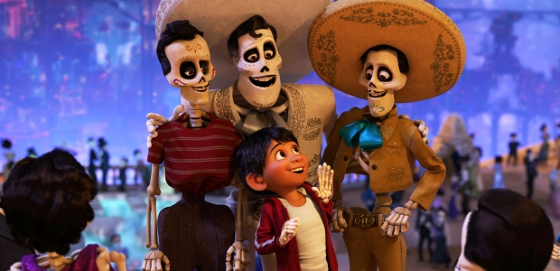 Disney-Pixar's Coco finishend in first for teh second weekend with $27.53 million. (Photo: Disney-Pixar)