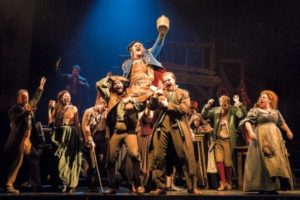 <em>Les Miserables</em> is at the National Theatre thorugh Jan. 7. (Photo: Matthew Murphy)