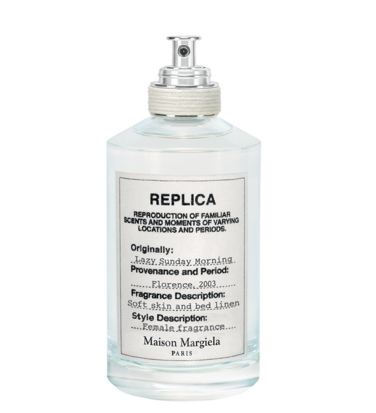 Lazy Sunday Morning is potent, but with clean smelling notes you can always get away with it. (Photo: Maison Margiela)