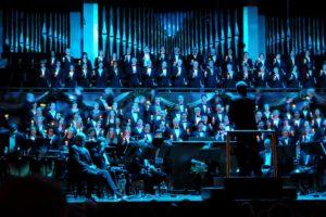 The Washington Chorus presents it annual Candlelight Christmas performance. (Photo: Shannon Finney/Washington Chorus)
