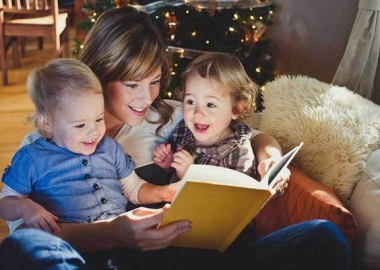 Out-of-town relatives or friends are often asked to babysit over the holidays. Have you adequately prepared them to deal with an emergency? (Photo: Stock)