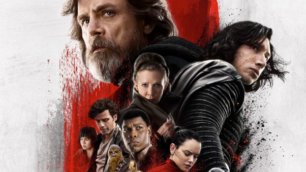 The Force was with <em>Star Wars: The Last Jedi</em>, which debuted in first place last weekend with $220.61 million. (Photo: Lucasfilm)