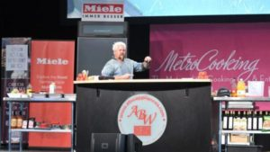 Food Network's Guy Fieri comes to the Metro Cooking DC show on Saturday. (Photo: Metro Cooking DC)