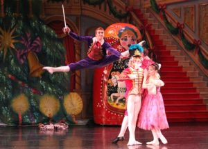 The Moscow Ballet bring the Great Russian Nutcracker to Strathmore on Friday and Saturday. (Photo Moscow Ballet)